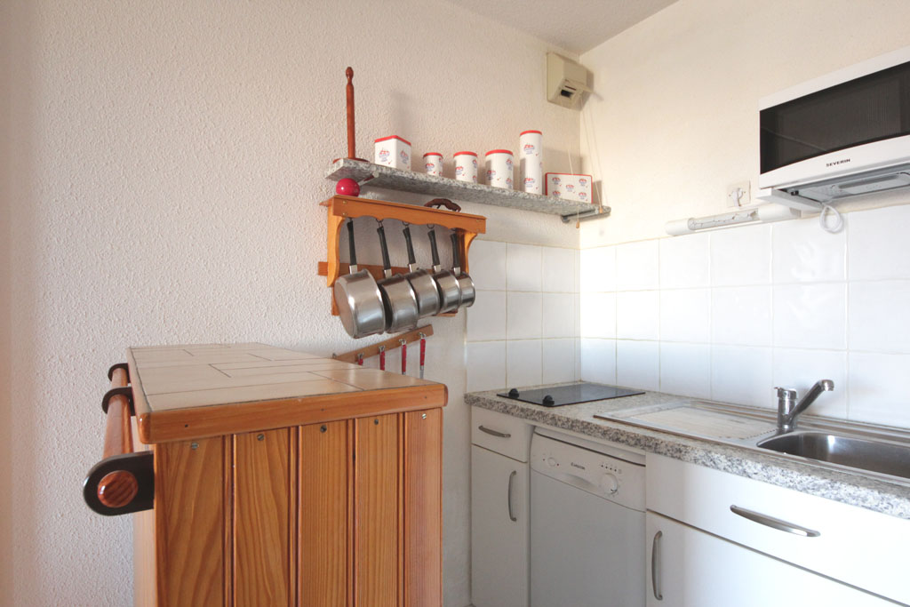 Kitchenette de SC-146