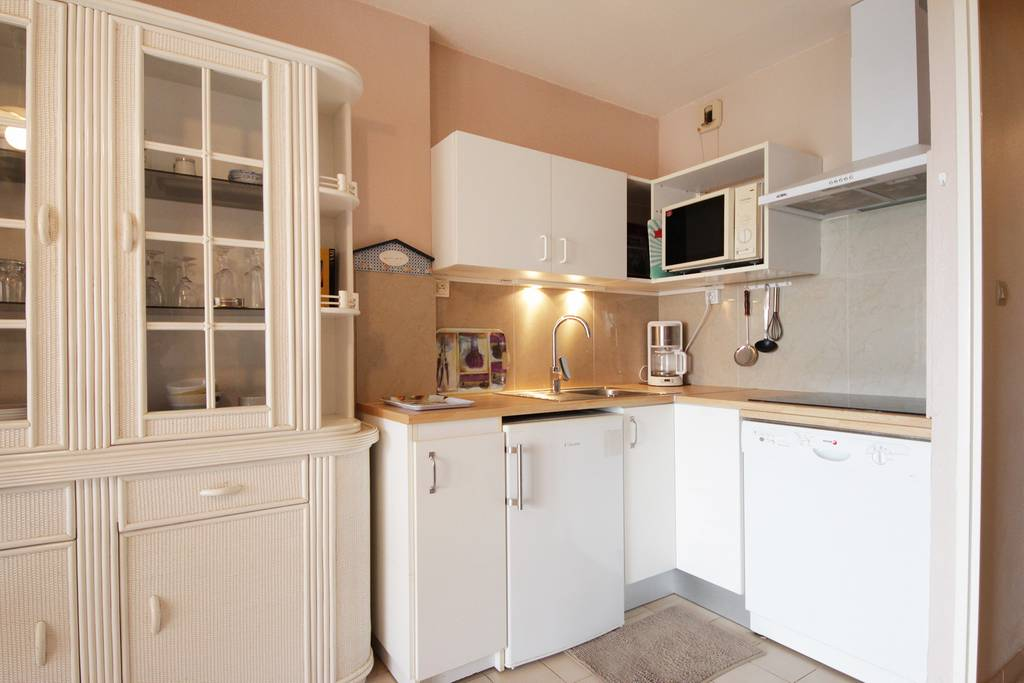 Kitchenette de VO-218
