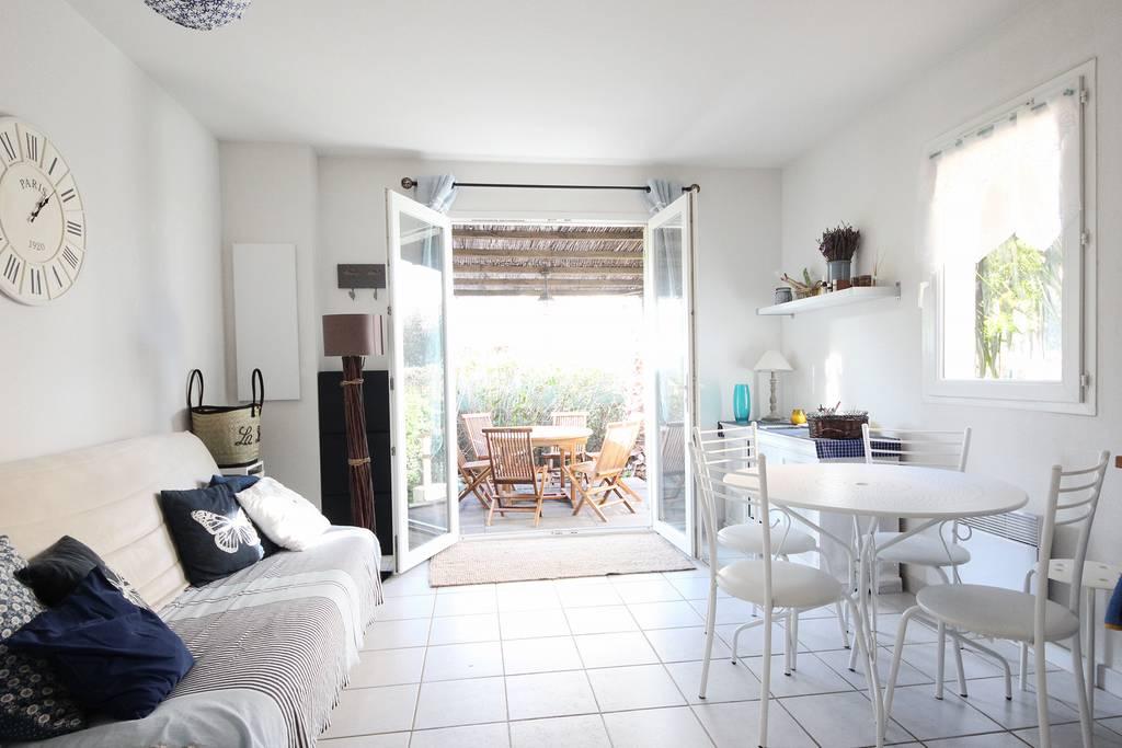 mda c4 mazet 3 pi ces r sidence les mas d 39 azur la. Black Bedroom Furniture Sets. Home Design Ideas